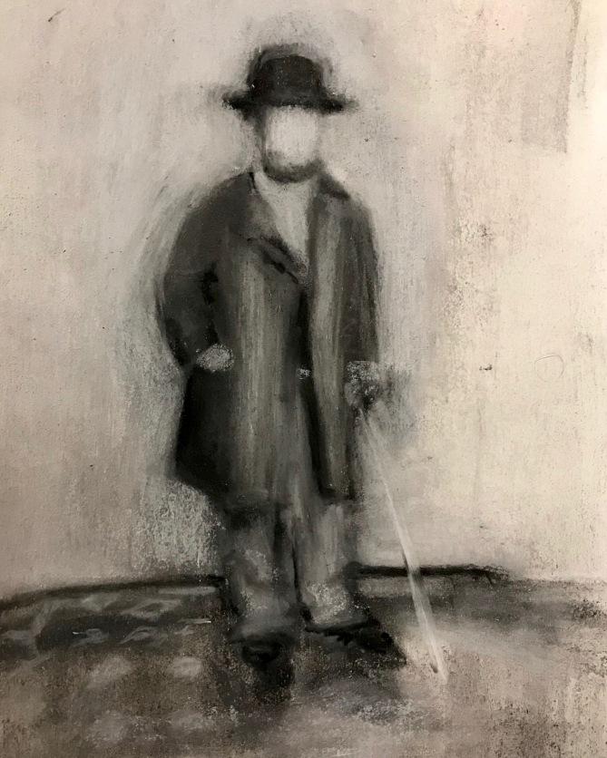 Portrait of Henri de Toulouse Lautrec