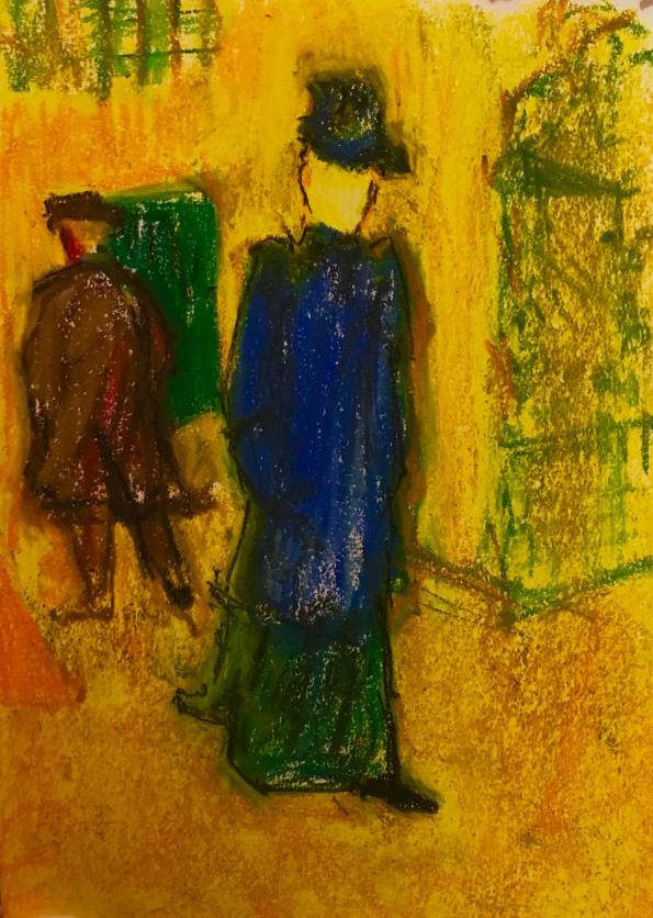 After Henri de Toulouse Lautrec