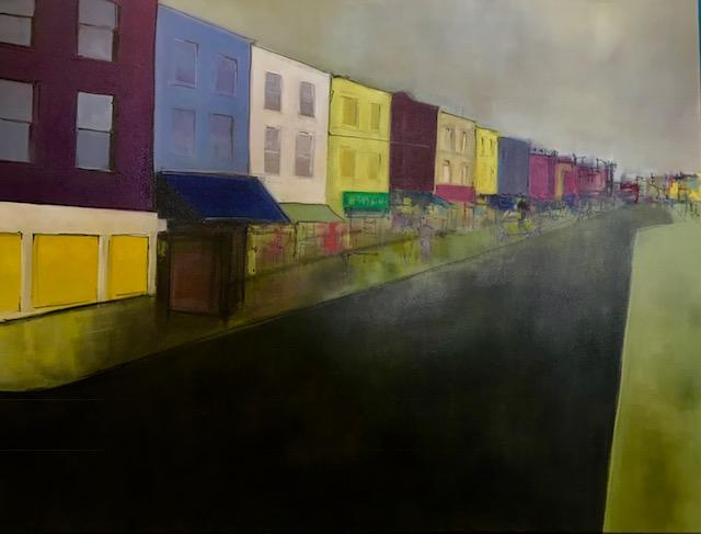 Street in Grey